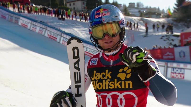 'What a turnaround!' - Pinturault puts in brilliant slalom run in combined