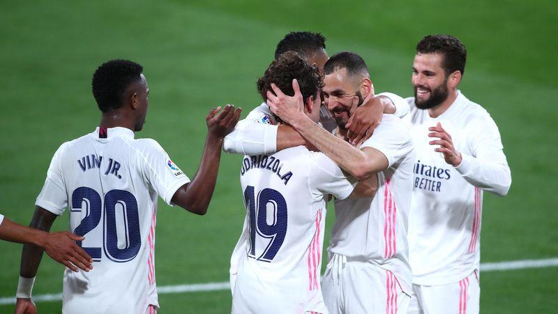 Resumen Cádiz-Real Madrid: La Superliga no les confundió