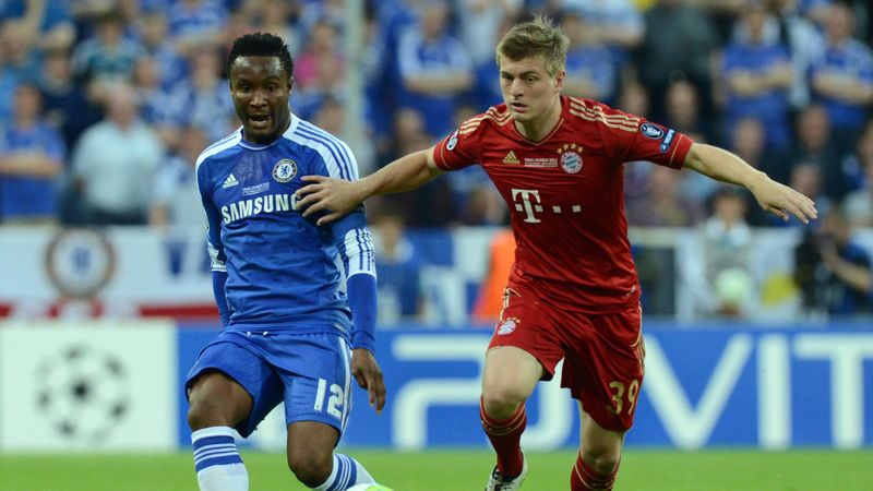 Kroos: Habe aus dem Champions-League-Finale 2012 gelernt
