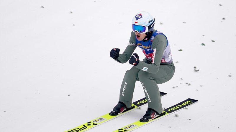 Stoch, le saut qui tombe à pic : Revivez sa victoire à Innsbruck