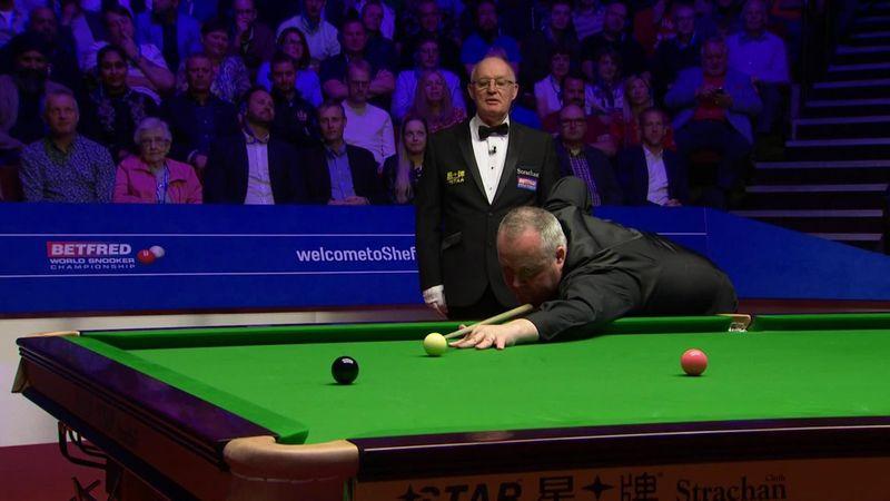 Nooo! John Higgins sbaglia la 15esima nera dopo una magia e vede sfumare il 147