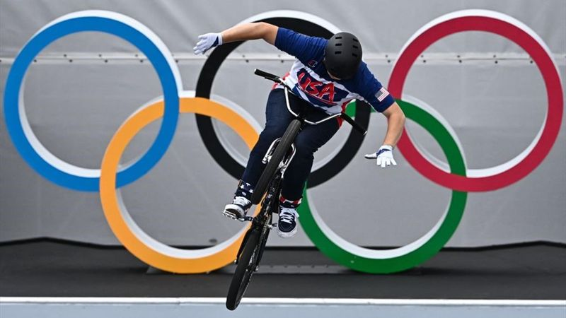 BMX Freestyle Women - Tokyo 2020 - Olympic Highlights