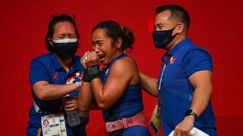 Historischer Coup: Diaz holt erstes Olympia-Gold für Philippinen