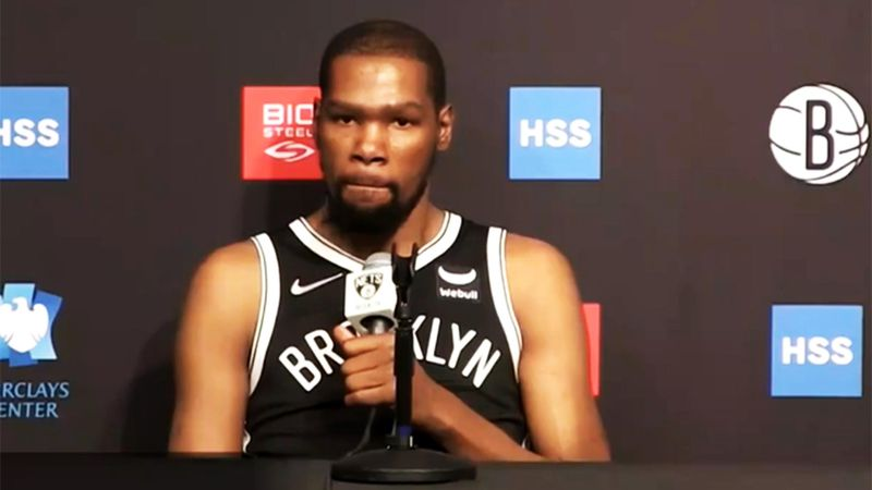 NBA-Star Durant lässt TV-Legende Letterman abblitzen
