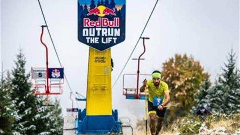 Red Bull Outrun the Lift 2021