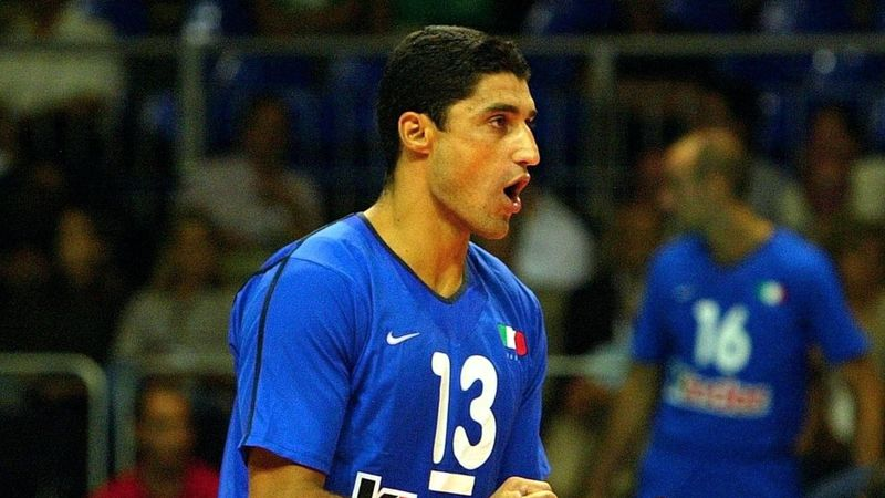 Andrea Giani, il fenomeno 'universale' della pallavolo italiana