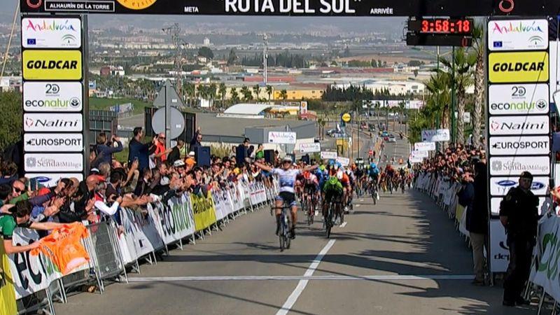 Ronde van Andalusië | Tweede ritzege Trentin, eindzege Fuglsang
