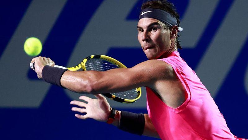 Höjdpunkter: Nadal - Dimitrov