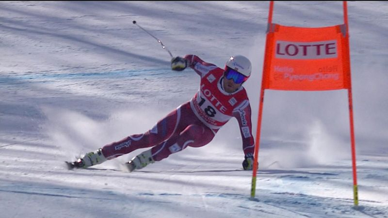 Jansrud shows class to claim first place