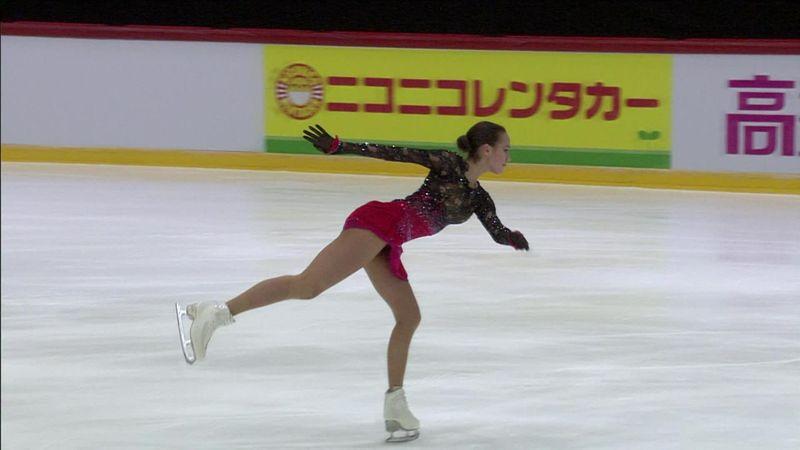 Helsinki Grand Prix: La prodigiosa Alina Zagitova también se lleva el programa libre