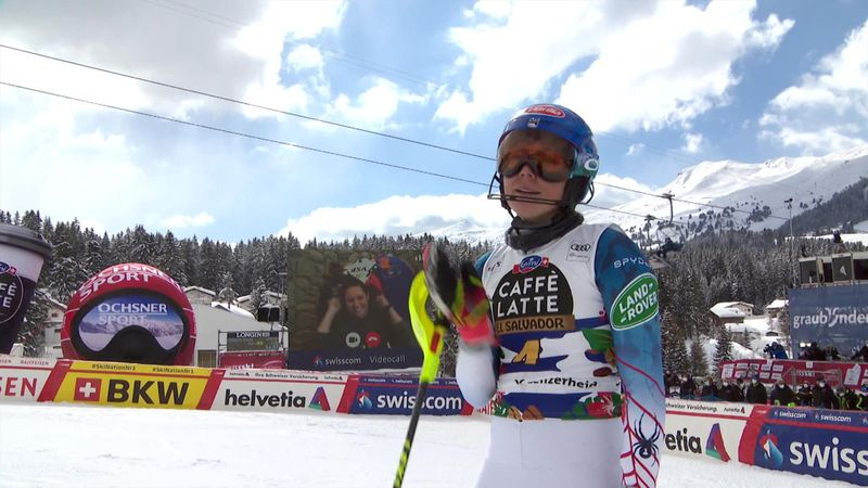 'Was that the costly one?' – Shiffrin falls agonisingly short in Lenzerheide