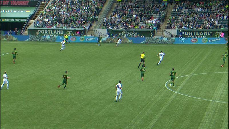 MLS: Los Angeles FC - Portland Timbers (Özet)