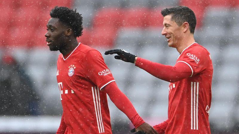 Revive el triunfo del Bayern ante el Friburgo con goles de Lewandowski y Muller