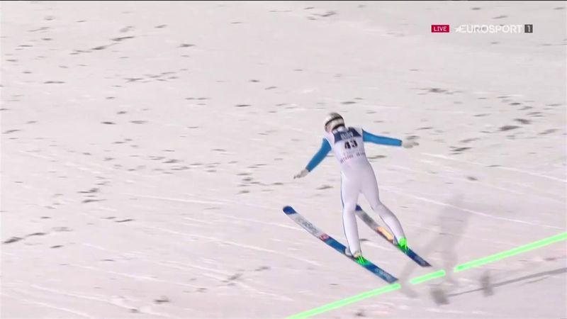 """E' un altro sport!"", Lindvik conquista Zakopane"