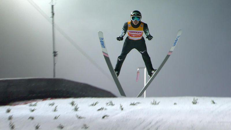 ¡Kobayashi tiene alas! Victoria al límite por tan solo medio punto en el último salto de Oberstdorf