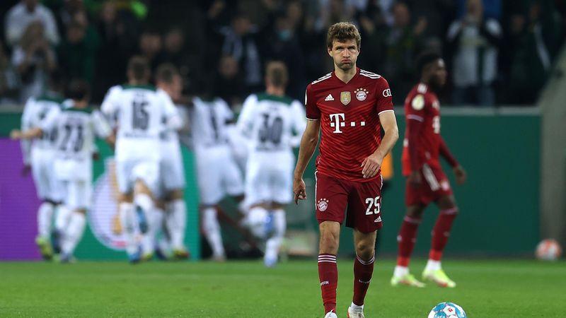 VÍDEO | Revive el Borussia Monchengladbach-Bayern: Batacazo histórico (5-0)
