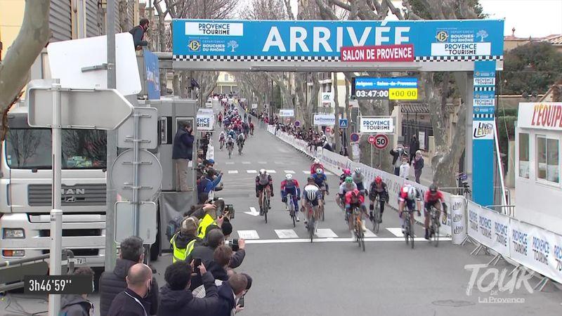 Bauhaus edges blanket finish on Stage 4 at Tour de La Provence