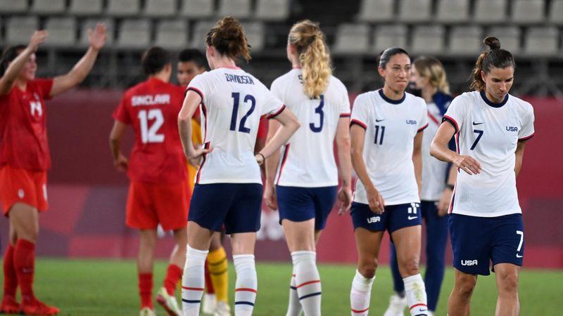 Überlegene US-Stars scheitern im Halbfinale an Kanada