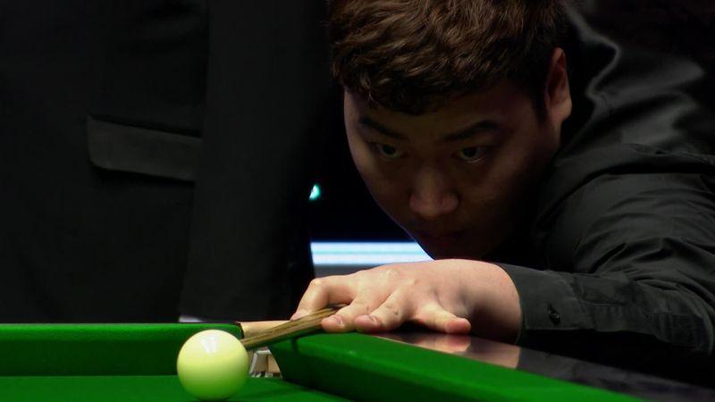 Fenomenale Yan Bingtao: suo il 9° frame col brivido