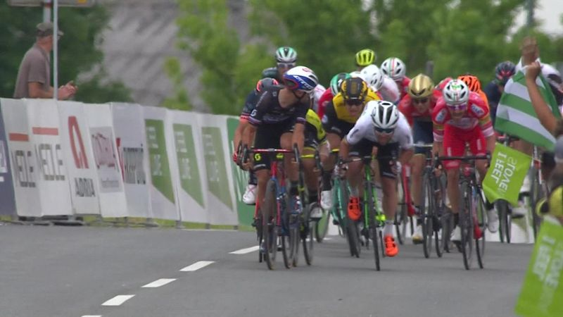Tour de Eslovenia 2018: Dylan Groenewegen gana la segunda etapa al esprint