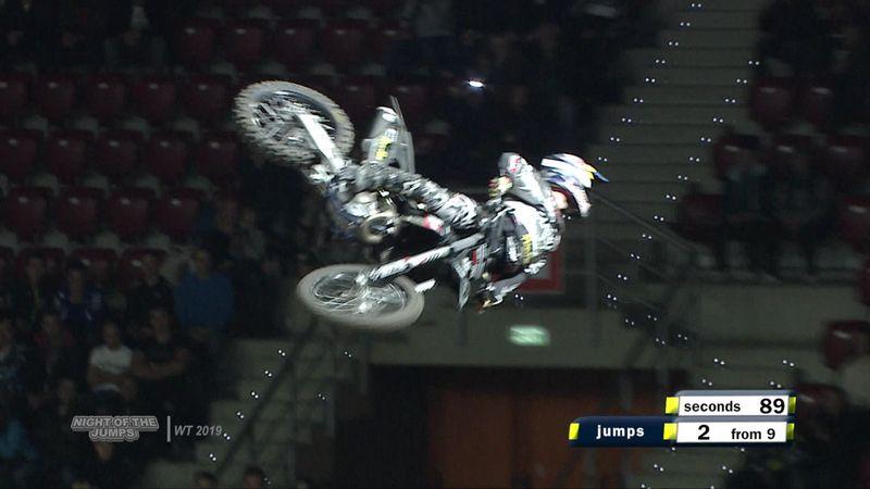 Night of the Jumps: Ackermann se proclama campeón del mundo en Sofía