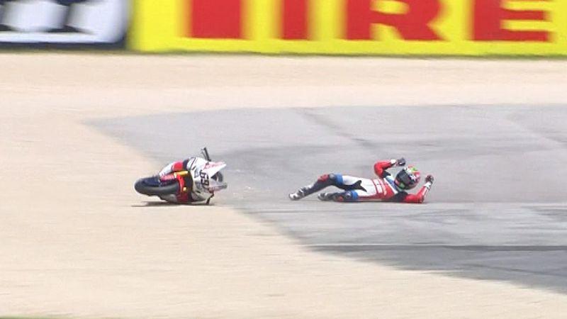 World Superbike: Misano'da ilk yarışın galibi Rea