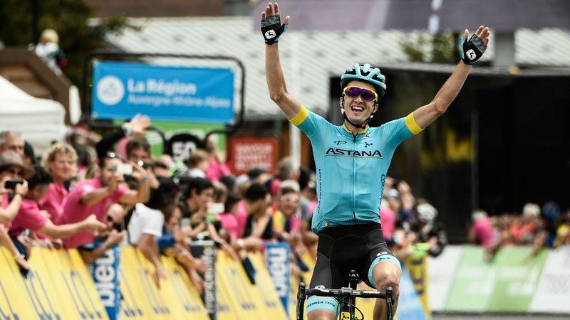 Valgrens holdkammerat tager etapesejr i Dauphiné