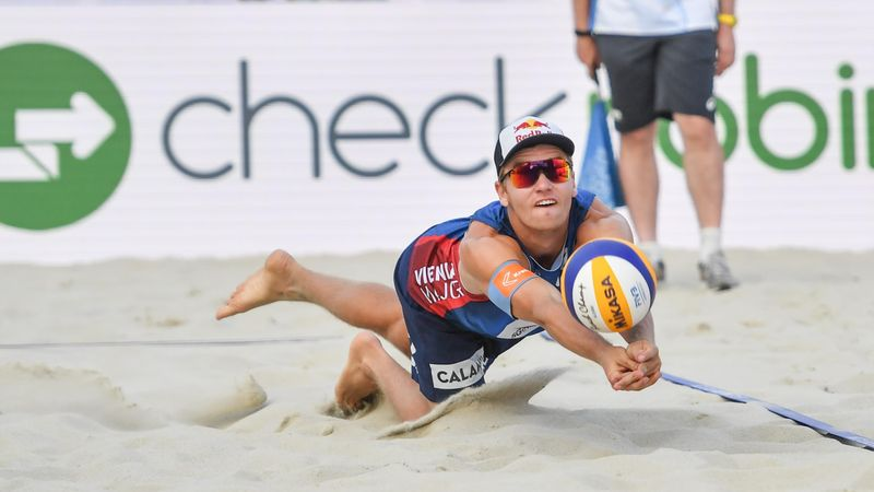 Beachvolleyball-Star Sörum: Das ist mein perfekter Spieler
