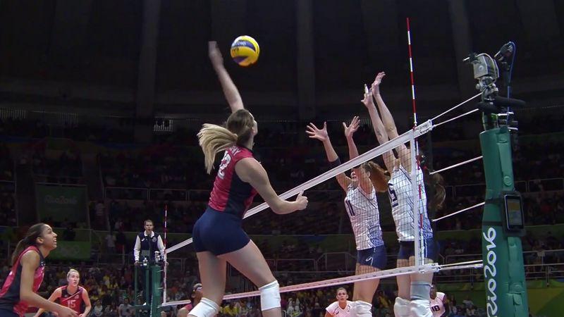"""Volleyball-Star Chirichella: """"Unser einziges Ziel war den Titel zu holen"""""""