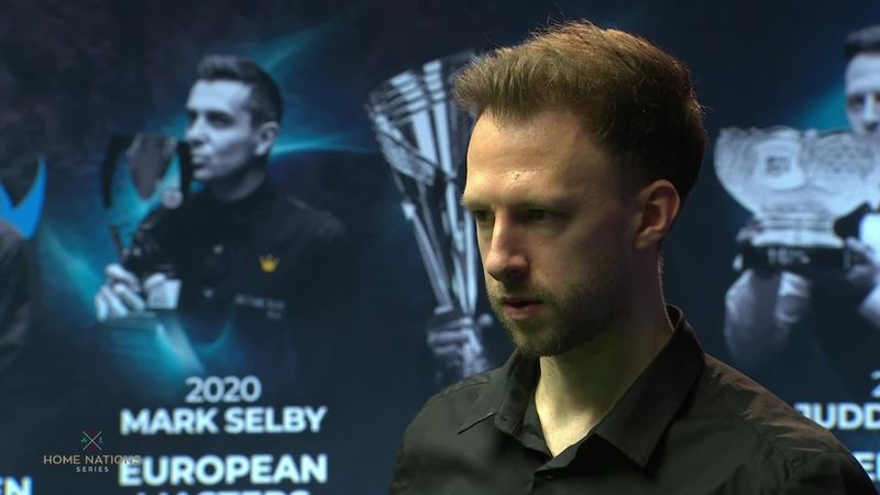 'Moving up a gear' - Trump makes 117 break against Zhao