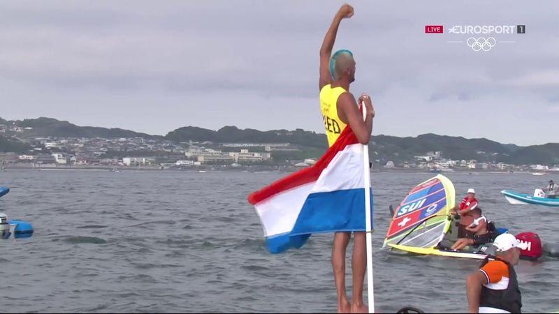 Tokyo 2020 | Kiran Badloe wint 4e goud voor Nederland