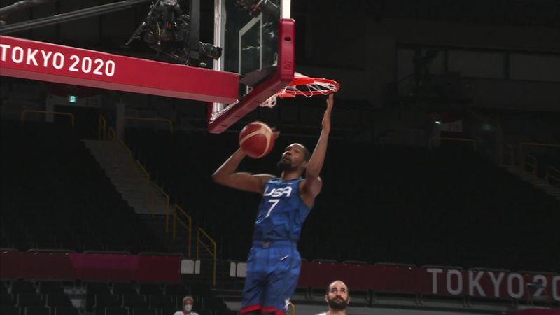 Basketball - Tokyo 2020 – OL-høydepunkter