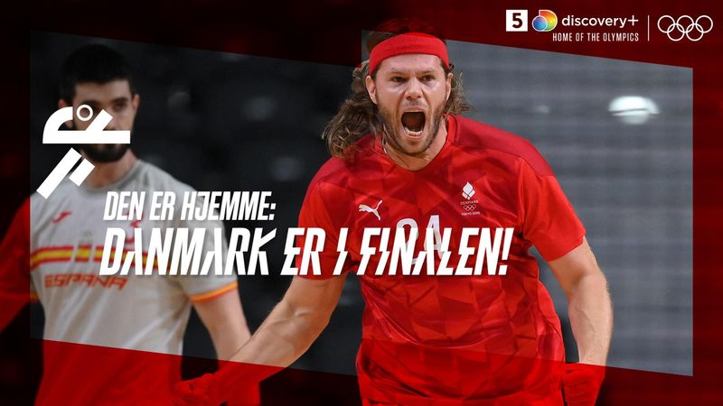 JAAA! Danmark er i den olympiske finale - igen!