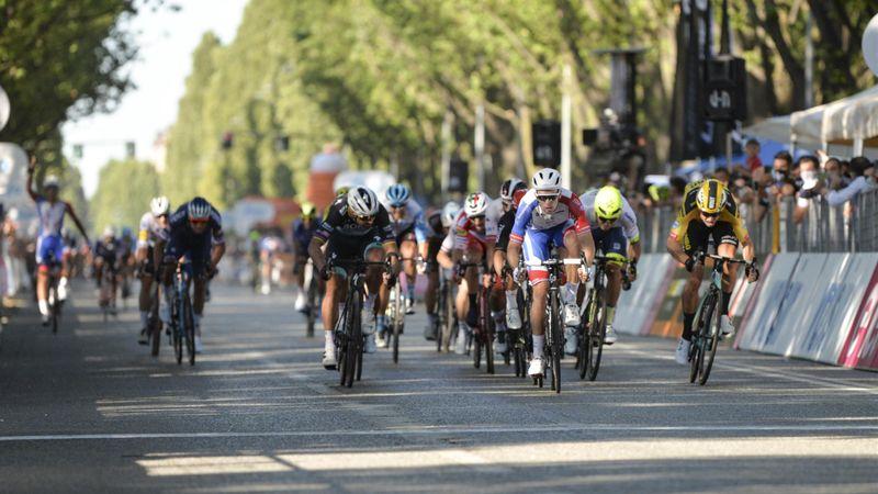 Highlights Mailand-Turin: Sagan fehlen im Sprint die Körner