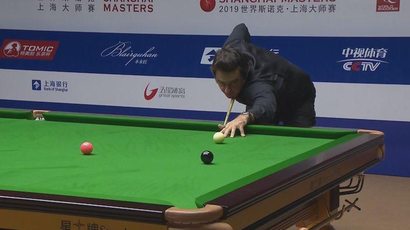 Masters de Shanghái: Ronnie O'Sullivan ya está en la final tras deshacerse de Robertson