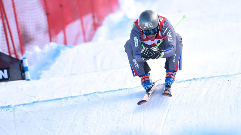 Chapuis wins 15th World Cup skicross title