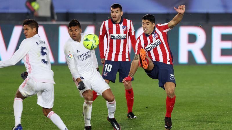 Previa 60'' Atlético-Real Madrid: Un derbi, una final
