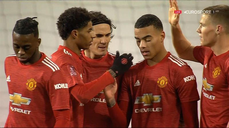 Manchester United – Liverpool 1-1. Greenwood aduce egalarea pe Old Trafford! Faza superbă a golului