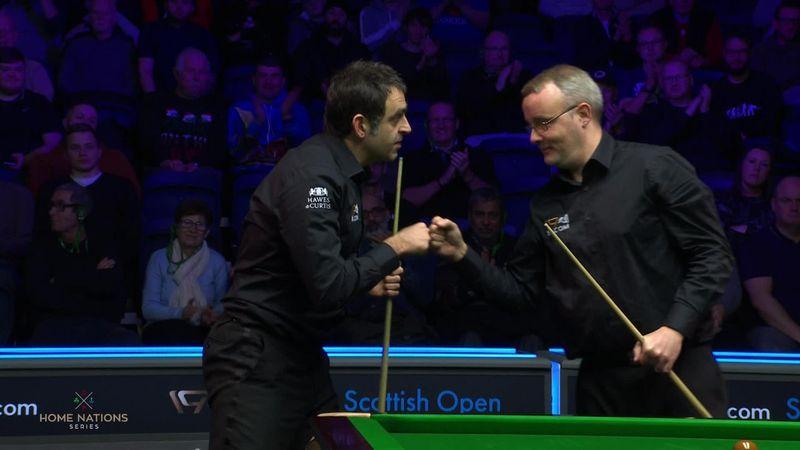 Scottish Open | O'Sullivan veel te sterk voor Gould