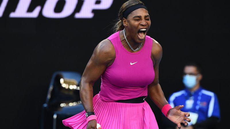 Nur 74 Minuten: Serena Williams macht mit Gegnerin kurzen Prozess