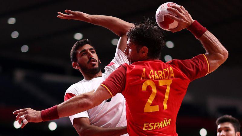 Spania a luat bronzul la handbal masculin, după un meci foarte echilibrat împotriva Egiptului