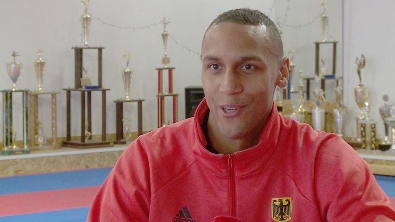 """Karate-Weltmeister Horne: """"Das Ziel ist Gold bei Olympia"""""""