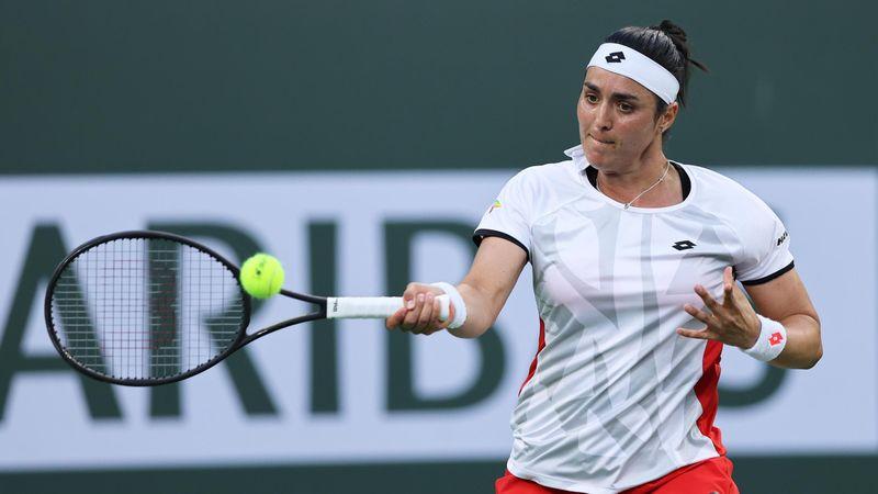 Power-Tennis vom Feinsten: Jabeur zwingt Kontaveit in die Knie