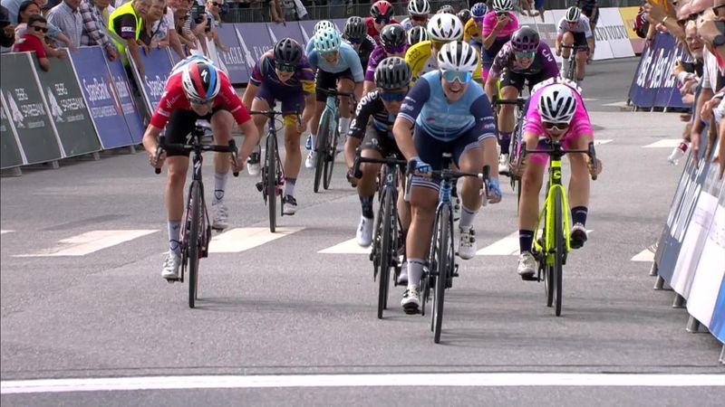 Van Vleuten solide naar eindwinst in Ronde van Noorwegen