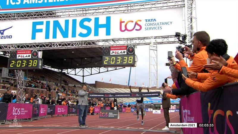 Amsterdam Maratonu | Önemli Anlar