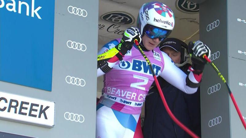 Esquí alpino, Copa del Mundo: Odermatt se estrena en el supergigante de Beaver Creek