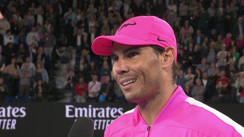 """""""Ist doch selbstverständlich"""": Nadal über Entschuldigung nach Abschuss"""