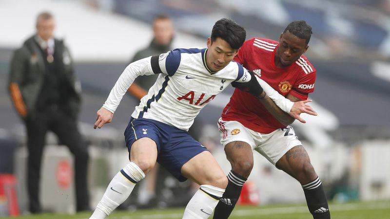 Rezumatul meciului Tottenham - Manchester United 1-3