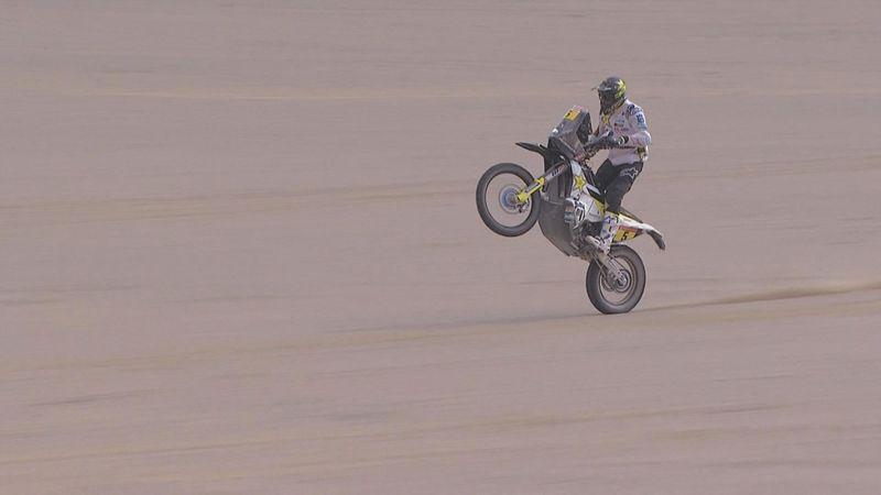 Dakar 2020 Ziua 2 - Motociclete