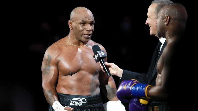 """Unentschieden? Tyson: """"Scorecard bedeutet nichts"""""""